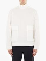 Acne Studios White Cotton Solar Shirt