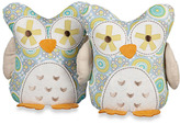 Bed Bath & Beyond Lolli Living™ by Living Textiles Baby Gio Owl Bookends - Set of 2