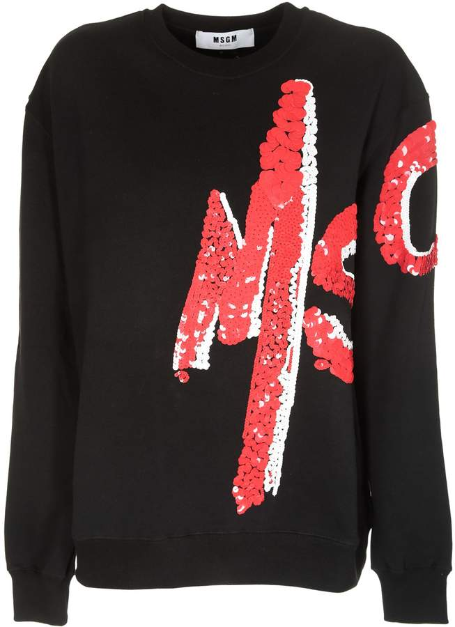 a62db3cc57 Sequin Sweatshirt - ShopStyle