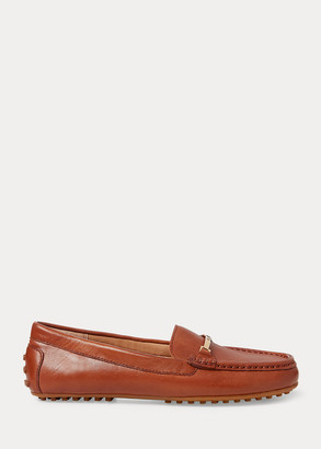 Ralph Lauren Briony Leather Driver