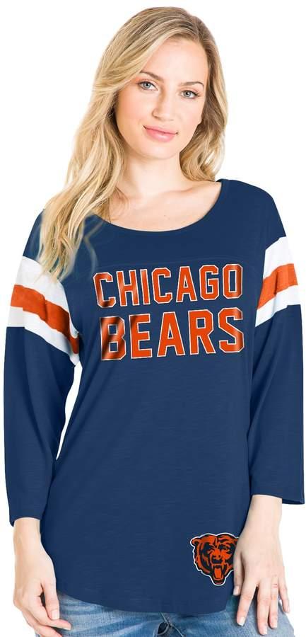 094d1cb3 Nfl Women's Chicago Bears Football Tee