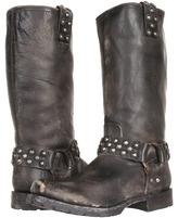 Frye Heath Disc Harness (Black Stone Wash) - Footwear