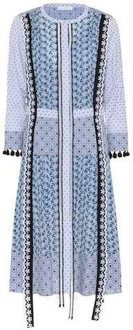 Altuzarra Grenelle cotton midi dress