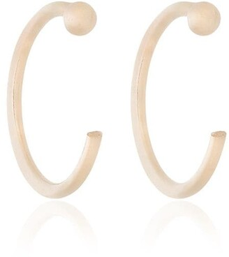 Melissa Joy Manning Small Hugger Hoop Earrings