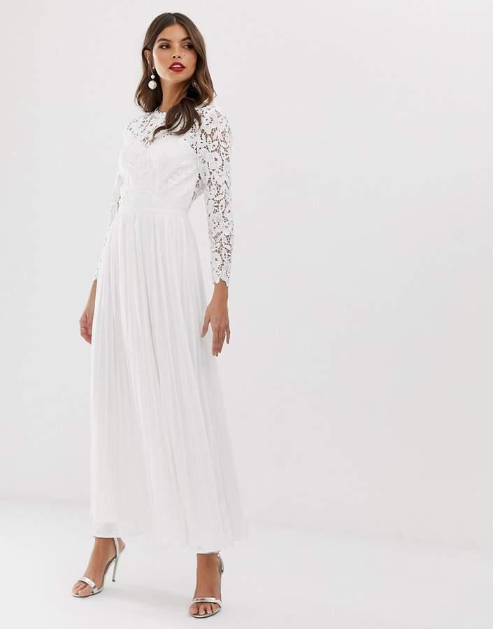 3bc21275cf1 Lace Maxi Dress - ShopStyle UK