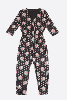 Lowie Roza Print Jumpsuit - S