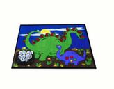 Kidsworld Kids World Dino Land Area Rug