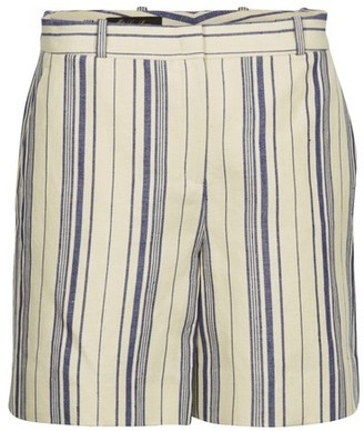 Loro Piana Stripes shorts