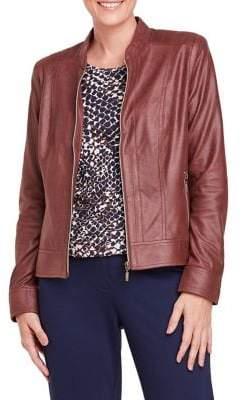 Olsen Rustic Luxury Moto Cross Jacket