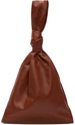 Bottega Veneta Red Twist Bag