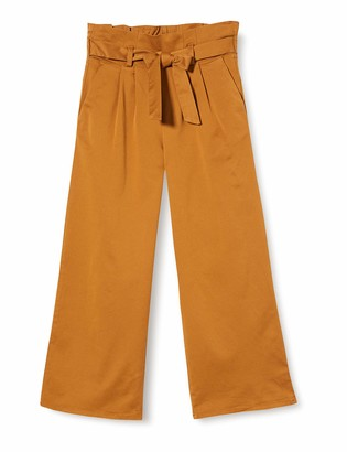 Name It Girl's Nkfthilta 7/8 Wide Pant