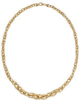 Lord & Taylor 14K Italian Gold Interlock Twist Chain