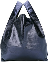 MM6 MAISON MARGIELA metallic tote - women - Polyamide/Polyester - One Size