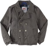 Appaman Grayson Jacket (Toddler/Kid) - Grey-2T