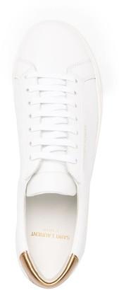 Saint Laurent Low-Top Lace-Up Sneakers