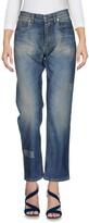 Christopher Kane Denim pants - Item 42589941