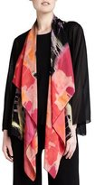 Caroline Rose Waterfall Printed Georgette Jacket