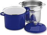 Cuisinart Chef's Classic 3-pc. Enamel On Steel 12-qt. Steaming Set
