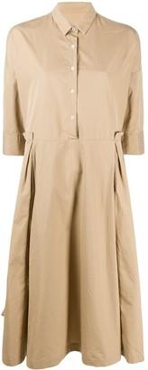 Casey Casey Oversized Cotton Midi Dress