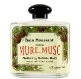 L'Aromarine Mure Musc (Mulberry) Bubble Bath by Outremer, formerly 6.7floz Bubble Bath)