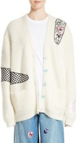 Christopher Kane Women's Patchwork Cardigan
