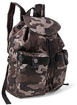 Polo Ralph Lauren Camo-Print Military Backpack