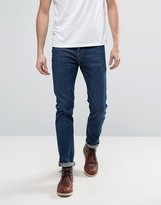 Ps By Paul Smith Slim Fit Jeans Mid Blue