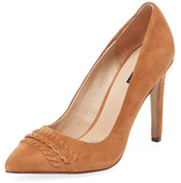 Ava & Aiden Signature Whipstitch Pump