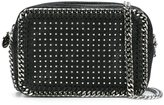 Stella McCartney 'Falabella' zip crossbody bag - women - Artificial Leather/Metal (Other) - One Size