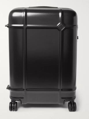FPM Milano Globe Spinner 68cm Polycarbonate Suitcase - Men - Black
