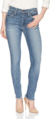 James Jeans Women's Class Skinny High Rise Jean in Bel-air 27