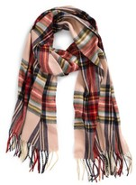 Topshop Women's Traditional Tartan Scarf