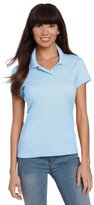 Classroom Uniforms CLASSROOM Juniors' Short-Sleeve Fitted Polo Shirt