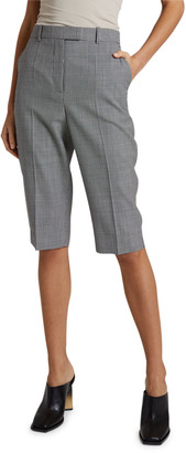 Givenchy Straight-Fit Bermuda Shorts