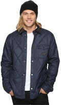 Quiksilver Marbling Quilted Jacket