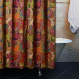 Jewel Fabric Shower Curtain