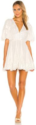 HEMANT AND NANDITA Sole Mini Dress
