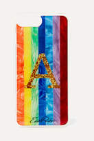 Edie Parker + Goo.ey Rainbow Printed Plastic Iphone 6 And 7 Plus Case - Yellow