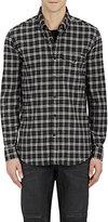 Belstaff Men's Samuel Shirt-BLACK, GREY, NO COLOR