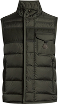 Moncler Athos water-repellent quilted-down gilet