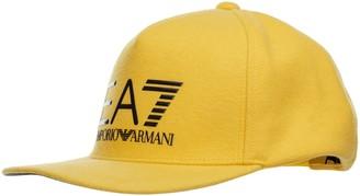 Emporio Armani Ea7 Vulcanized Baseball Cap