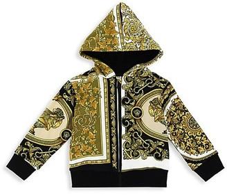 Versace Baby Boy's Barocco Hoodie