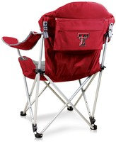 Picnic Time Texas Tech Red Raiders Reclining Camp Chair