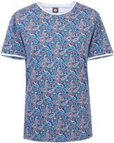 Pretty Green Camley Print T-shirt