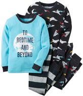 Carter's Baby Boy Printed Pajama Set