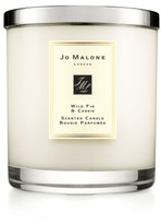 Jo Malone TM) Wild Fig & Cassis Luxury Scented Candle