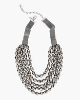 Chico's Peyton Multi-Strand Necklace