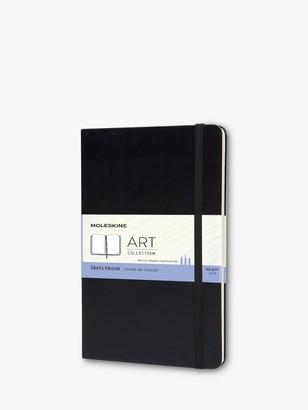 Moleskine Large Art Sketchbook, Black