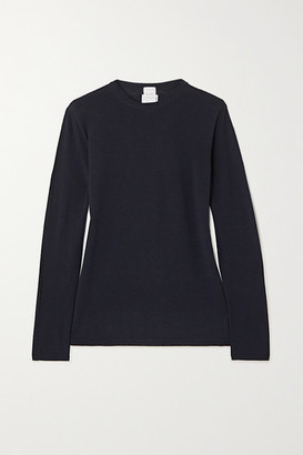 Max Mara Leisure Astice Wool Sweater - Navy