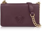 Versace Palazzo Nappa Leather Shoulder Bag w/Medusa